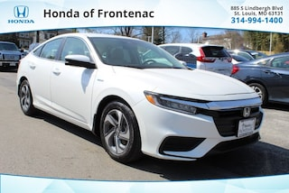 New 2019 Honda Insight EX Sedan 19XZE4F54KE017512 for Sale in St. Louis