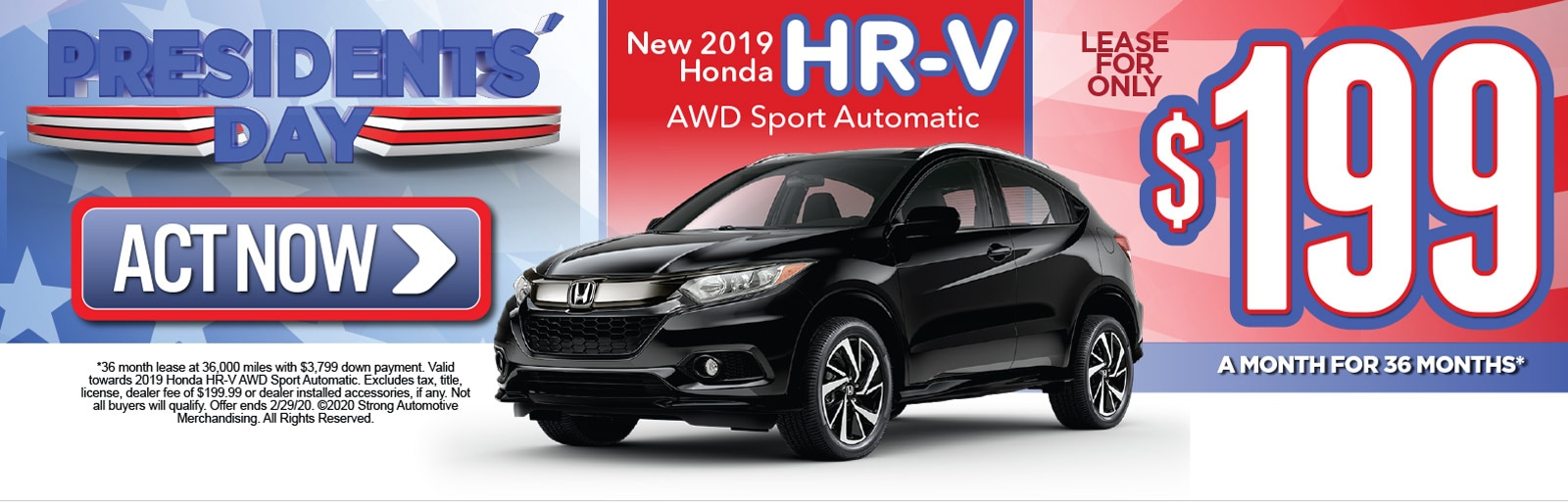 2019 Honda HR-V in St. Louis, MO