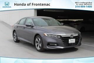 New 2019 Honda Accord EX-L Sedan 1HGCV1F55KA002722 for Sale in St. Louis