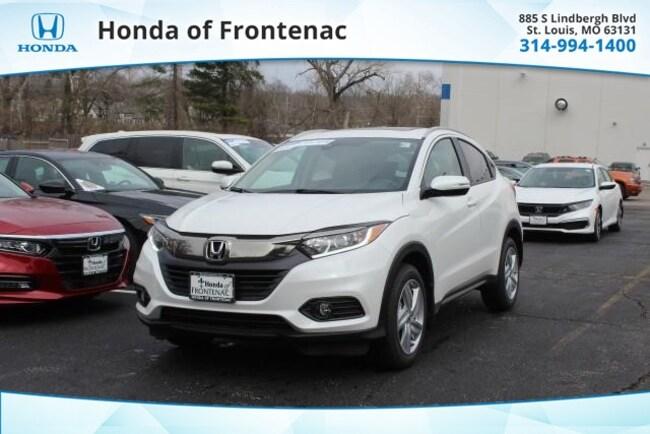 New 2019 Honda HR-V EX AWD SUV in St Louis, MO