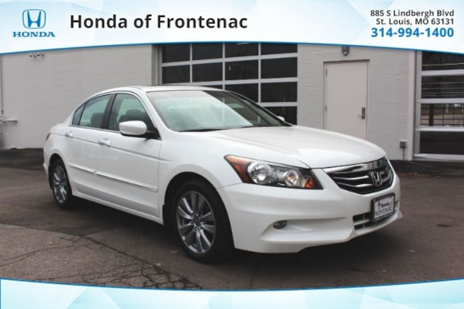 used 2012 Honda Accord 3.5 EX-L Sedan in Saint Louis, MO