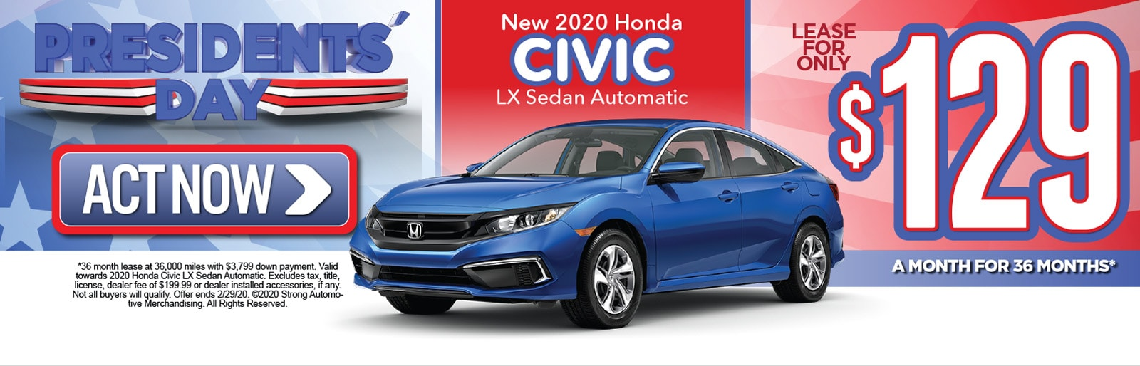 2020 Honda Civic in St. Louis, MO
