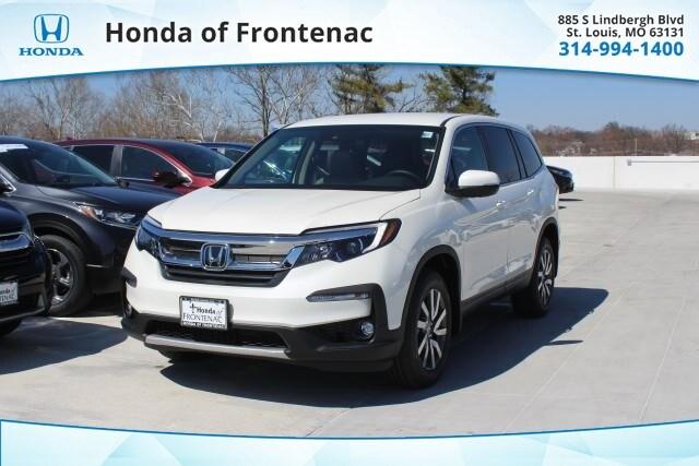 New Honda Pilot >> New 2019 Honda Pilot Ex Awd For Sale In Saint Louis Mo Near