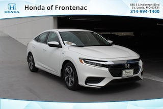 New 2019 Honda Insight LX Sedan 19XZE4F17KE010776 for Sale in St. Louis