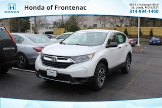 New 2019 Honda CR-V LX AWD SUV 2HKRW6H3XKH200980 for Sale in St. Louis