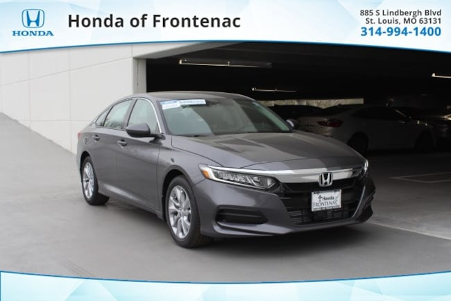 New 2019 Honda Accord LX Sedan in St Louis, MO
