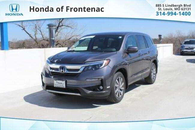New 2019 Honda Pilot EX FWD SUV in St Louis, MO