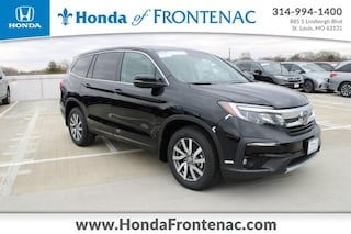 New 2021 Honda Pilot EX-L AWD SUV 5FNYF6H50MB043698 for Sale in St. Louis