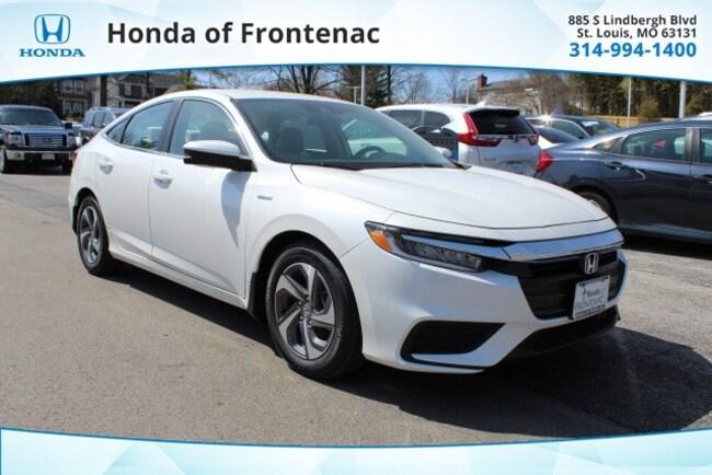 New 2019 Honda Insight EX Sedan in St Louis, MO