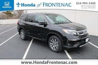 New 2021 Honda Pilot EX-L AWD SUV 5FNYF6H54MB046538 for Sale in St. Louis