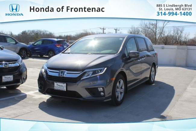 New 2019 Honda Odyssey EX-L Van Passenger Van in St Louis, MO