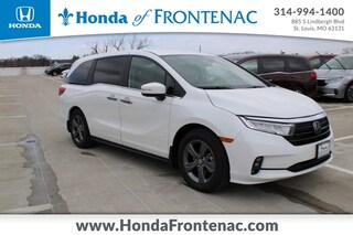 New 2021 Honda Odyssey EX Van 5FNRL6H54MB031504 for Sale in St. Louis