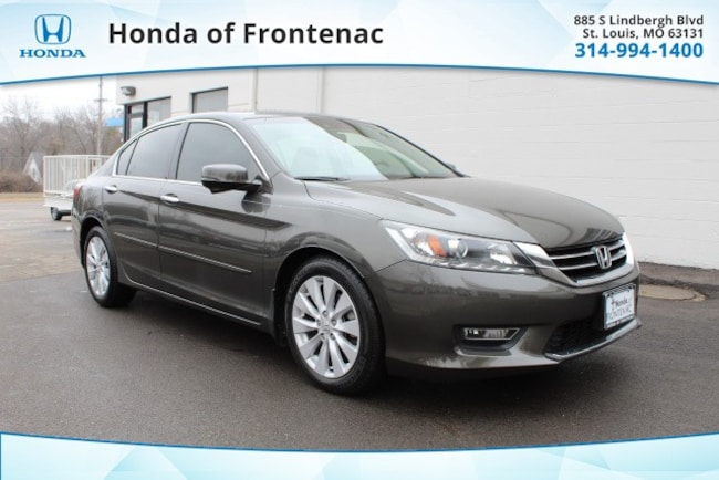 used 2013 Honda Accord EX-L V-6 Sedan in Saint Louis, MO