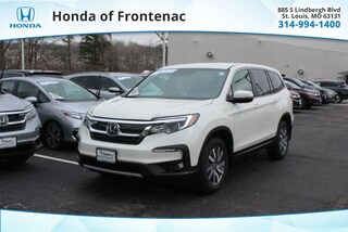 New 2019 Honda Pilot EX AWD SUV 5FNYF6H3XKB050847 for Sale in St. Louis
