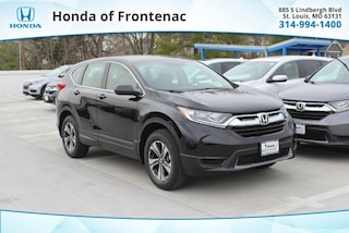 New 2019 Honda CR-V LX AWD SUV 2HKRW6H37KH200287 for Sale in St. Louis