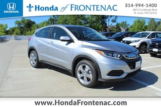 New 2020 Honda HR-V LX AWD SUV 3CZRU6H3XLG702799 for Sale in St. Louis