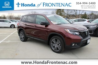 New 2021 Honda Passport EX-L SUV 5FNYF8H55MB014810 for Sale in St. Louis