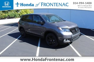 New 2021 Honda Passport Sport SUV 5FNYF8H25MB001206 for Sale in St. Louis