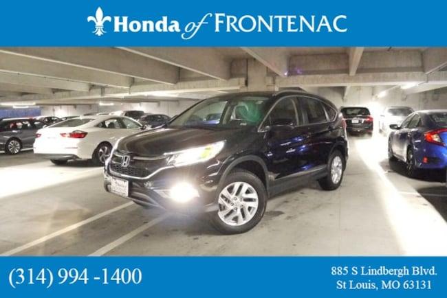 used 2016 Honda CR-V EX-L AWD SUV in Saint Louis, MO