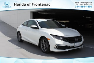 New 2019 Honda Civic EX Coupe 2HGFC3B37KH352678 for Sale in St. Louis
