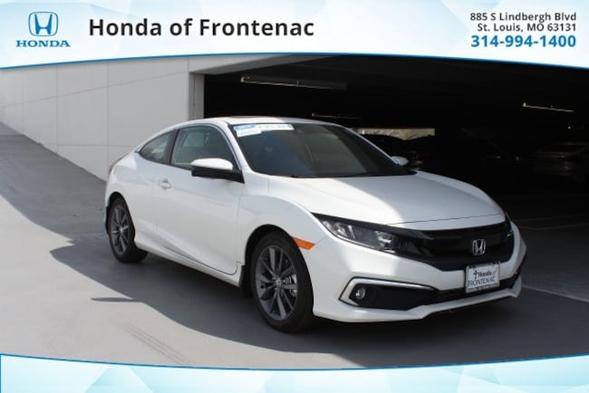 New 2019 Honda Civic EX Coupe in St Louis, MO