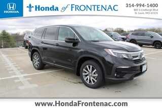 New 2021 Honda Pilot EX-L AWD SUV for Sale in St. Louis