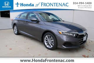 New 2021 Honda Accord LX 1.5T Sedan for Sale in St. Louis
