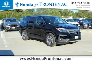 New 2021 Honda Pilot EX-L FWD SUV 5FNYF5H54MB009919 for Sale in St. Louis