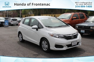 New 2019 Honda Fit LX Hatchback 3HGGK5H41KM727386 for Sale in St. Louis