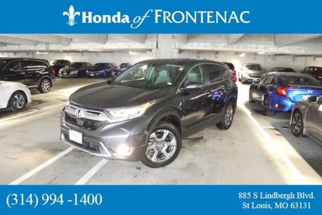used 2017 Honda CR-V EX-L AWD SUV in Saint Louis, MO