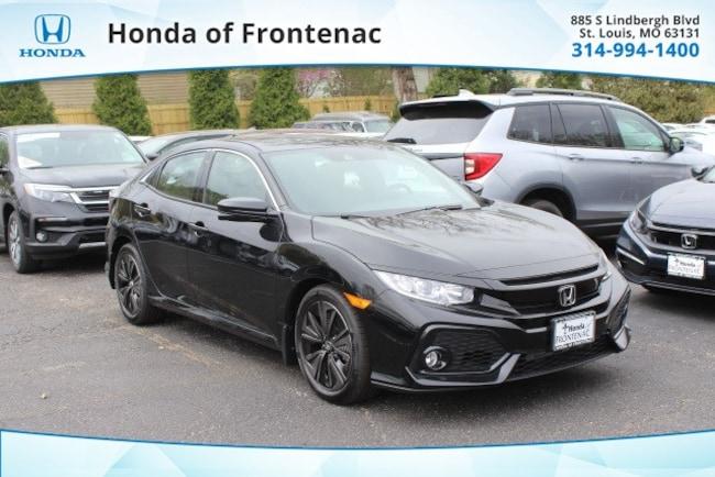 New 2019 Honda Civic EX Hatchback in St Louis, MO