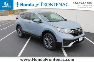 New 2021 Honda CR-V EX AWD SUV 7FARW2H52ME003026 for Sale in St. Louis