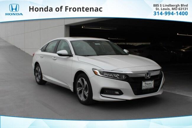 New 2019 Honda Accord EX-L Sedan in St Louis, MO
