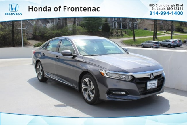 New 2019 Honda Accord EX Sedan in St Louis, MO