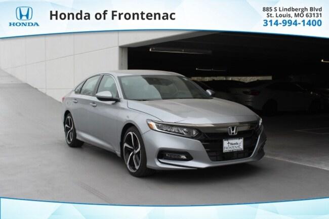 New 2019 Honda Accord Sport Sedan in St Louis, MO