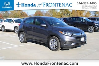 New 2021 Honda HR-V LX AWD SUV 3CZRU6H30MM700143 for Sale in St. Louis