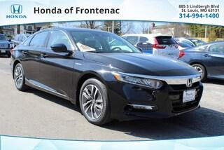 2019 Honda Accord Hybrid EX-L Sedan