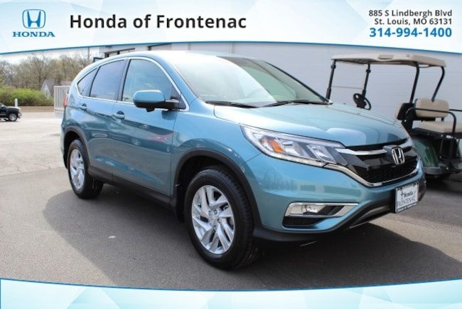 used 2016 Honda CR-V EX AWD SUV in Saint Louis, MO