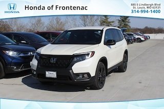 New 2019 Honda Passport Sport AWD SUV 5FNYF8H24KB010900 for Sale in St. Louis