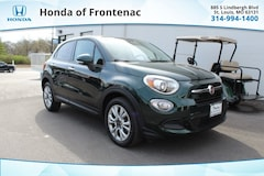 Used 2016 FIAT 500X Easy SUV under $15,000 for Sale in St. Louis