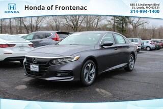 New 2019 Honda Accord EX Sedan 1HGCV1F40KA070966 for Sale in St. Louis