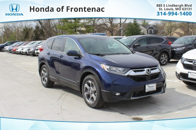 New 2019 Honda CR-V EX 2WD SUV in St Louis, MO