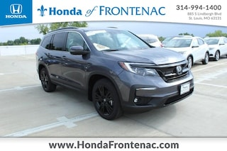 New 2021 Honda Pilot Special Edition AWD SUV 5FNYF6H22MB009204 for Sale in St. Louis