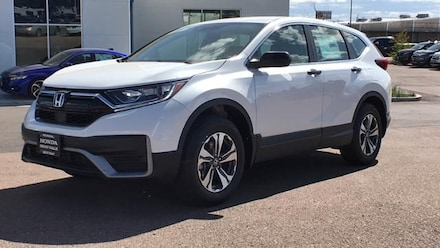 New 2020 Honda CR-V LX AWD SUV Great Falls