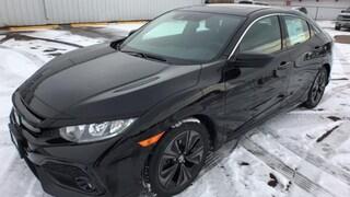 New 2019 Honda Civic EX Hatchback Great Falls, MT