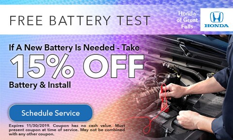 SpecialFree Battery Test