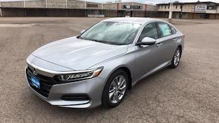 New 2018 Honda Accord LX Sedan Great Falls, MT