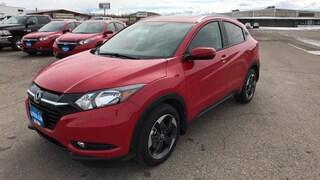 New 2018 Honda HR-V EX-L w/Navigation AWD SUV Great Falls, MT
