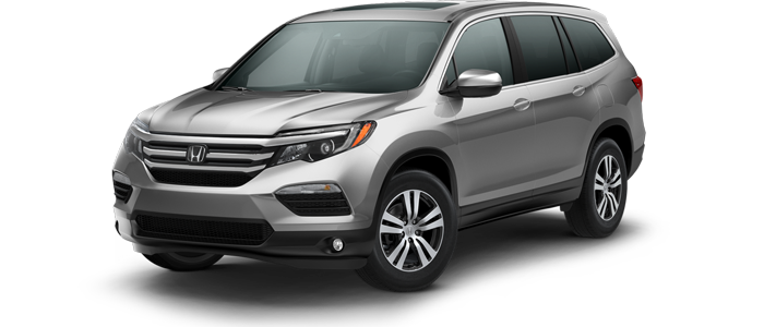 New 2018 Honda Pilot EX-L at Honda of Great Falls