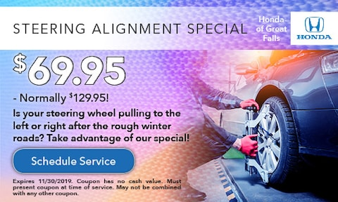 Steering Alignment Special